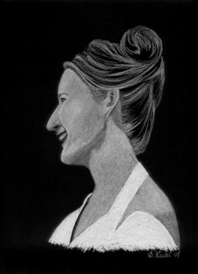 Lisa Gerrard par DelphineK